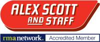 Alex Scott & Staff